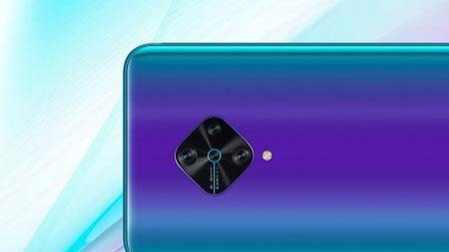 Vivo ra mắt smartphone 4 camera, pin 4.500 mAh, RAM 8 GB, giá gần 7 triệu