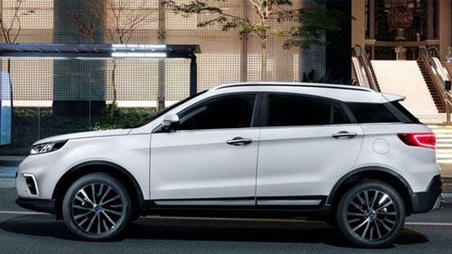 SUV động cơ tăng áp, giá hơn 700 triệu đồng