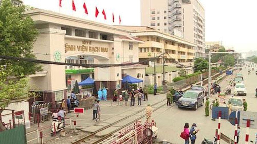 Người tung tin giả về ca bệnh COVID-19 ở Bệnh viện Bạch Mai có thể bị phạt tù