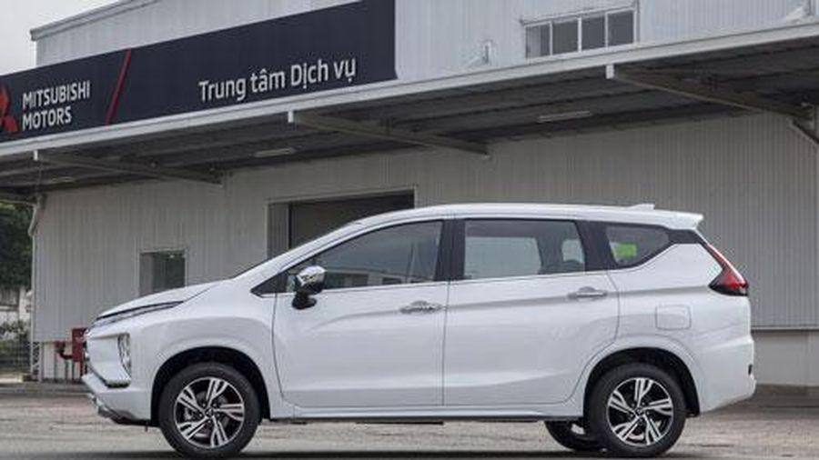 Mitsubishi Xpander giá rẻ, bỏ xa Toyota Innova, Suzuki Ertiga ở phân khúc MPV
