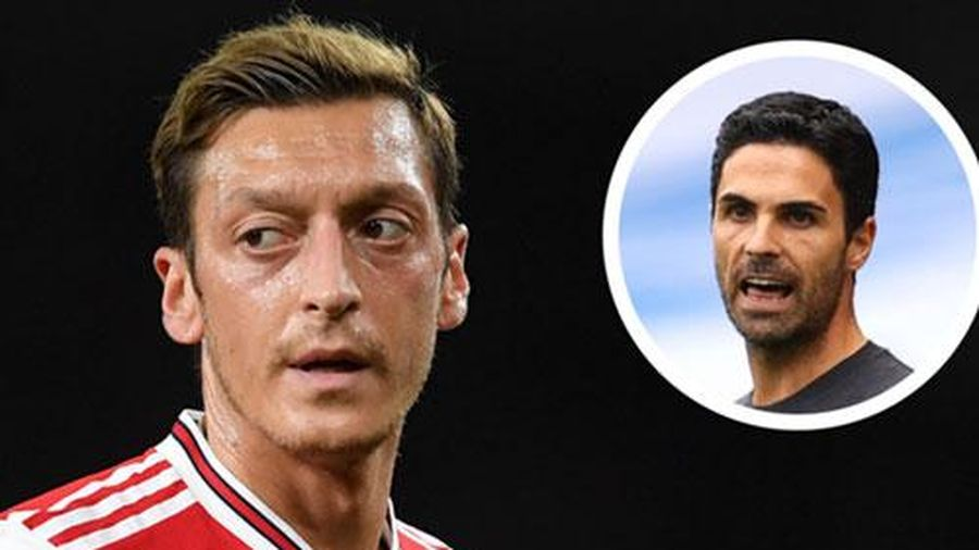 Ozil lên tiếng về tương lại tại Arsenal
