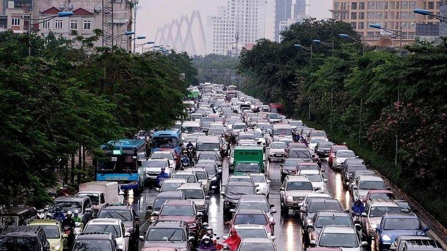 Thúc đẩy phát triển giao thông công cộng, bảo vệ môi trường
