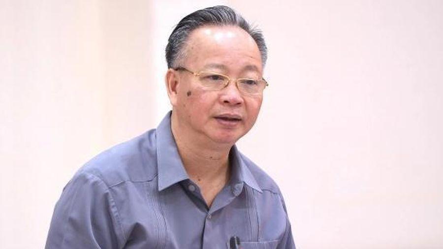 Ai thay thế ông Nguyễn Đức Chung điều hành TP Hà Nội?