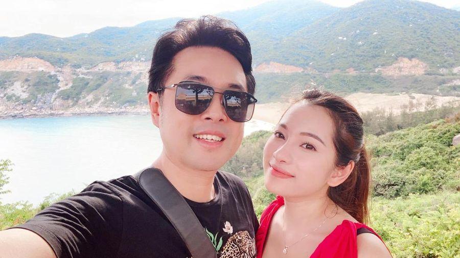 Vợ chồng Dương Khắc Linh hé lộ căn phòng đáng yêu cho 2 nhóc tỳ sắp chào đời