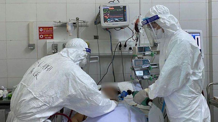 Bệnh nhân nhiễm COVID-19 thứ 18 tử vong trên nền bệnh suy thận giai đoạn cuối
