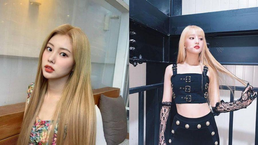 Chiêm ngưỡng visual đỉnh cao của những nữ thần 'tóc vàng hoe' trong giới Kpop