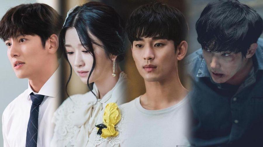 10 diễn viên - phim Hàn hot nhất đầu tháng 8: Lee Jun Ki 'thất bại' trước Kim Soo Hyun và Ji Chang Wook