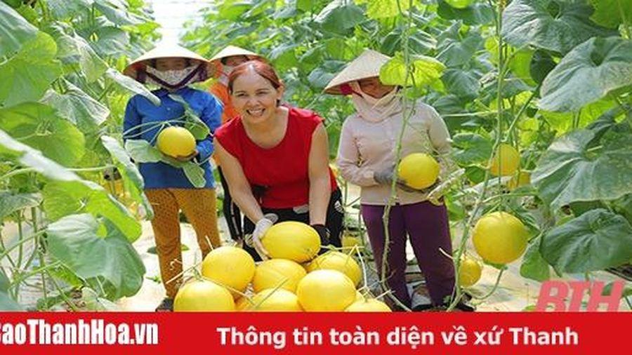 Đảng bộ huyện Yên Định phấn đấu đến năm 2025 trở thành huyện dẫn đầu của tỉnh