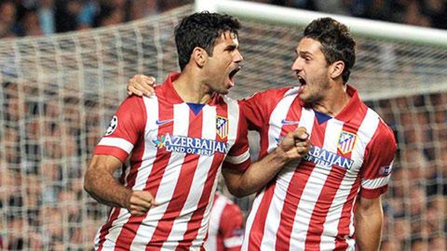 Diego Costa, Koke và món nợ ở Lisbon