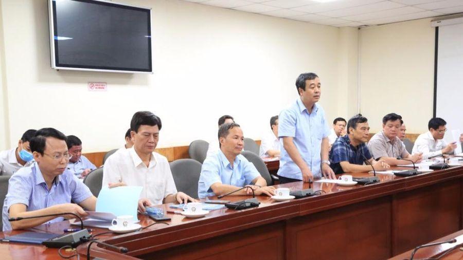 Thẩm định Trung tâm Điện - Khí LNG Thái Bình công suất 4.500 MW
