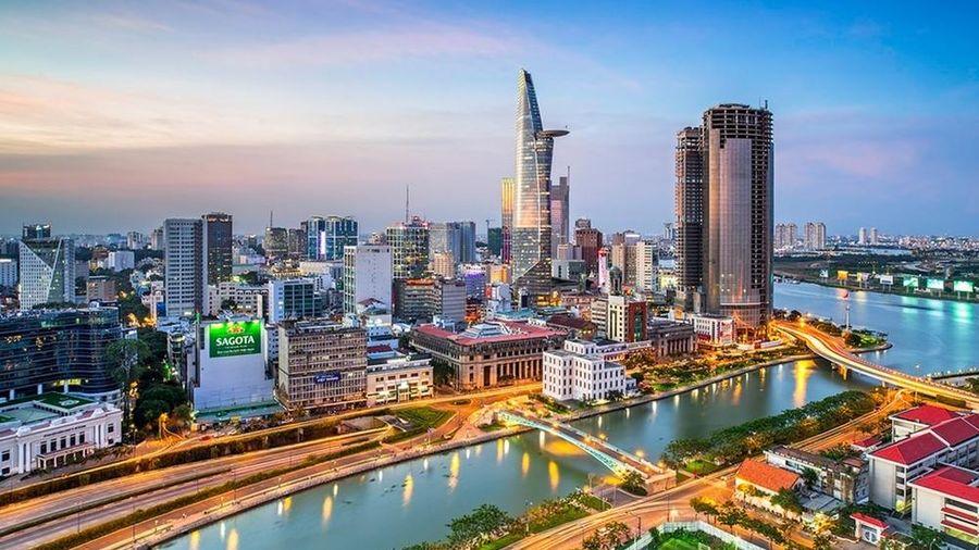 Phát triển đô thị để phát triển kinh tế quốc gia toàn diện, vững chắc