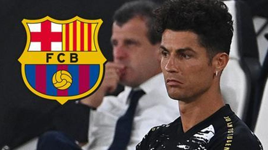 Ronaldo có thể quay lại Tây Ban Nha đá cặp với Messi