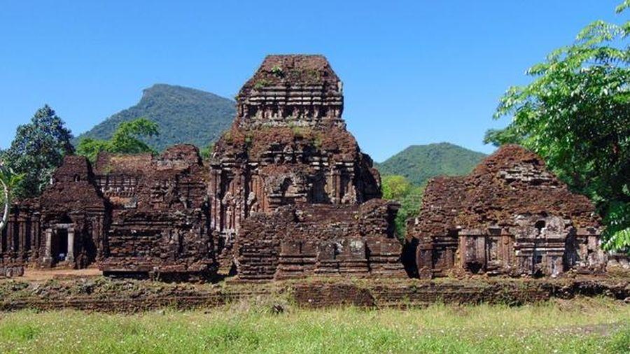 Đầu tư 96 tỷ đồng bảo vệ cảnh quan di tích lịch sử văn hóa Mỹ Sơn