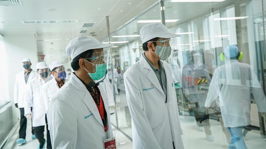 Indonesia đặt mục tiêu tiêm vaccine Covid-19 cho toàn dân đầu năm 2021