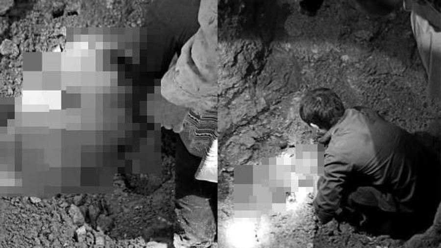 Đất đá vùi lấp, 2 anh em ở Hà Giang tử vong