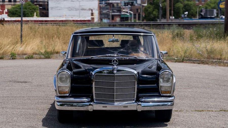 Limousine của cựu Ngoại trưởng Trung Quốc được rao bán