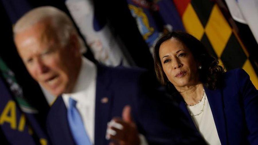 Báo của tỷ phú Murdoch gây bão vì bức biếm họa Biden-Harris