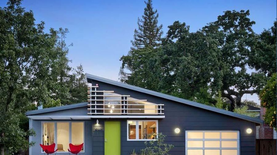 10 mẫu nhà mái lệch sang trọng, dự đoán sắp 'nổi như cồn'
