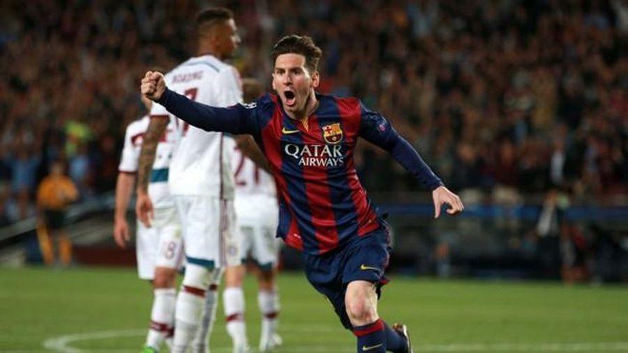 Đấu Bayern, Barcelona nguyện cầu 'Đấng cứu thế Messi'