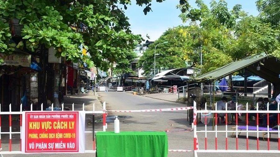 Lịch trình di chuyển tiếp xúc nhiều người của ca mắc Covid-19 mới ở Quảng Nam