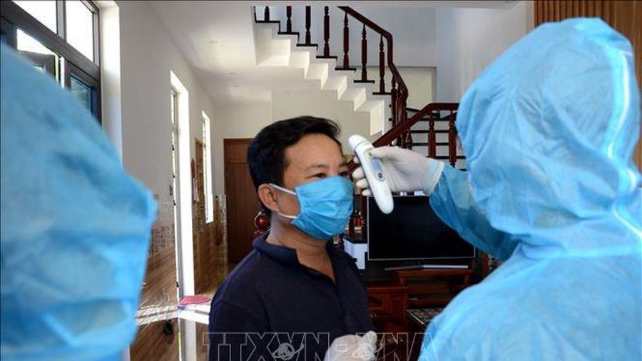 Đà Nẵng cách ly y tế một tổ dân phố trên địa bàn quận Liên Chiểu