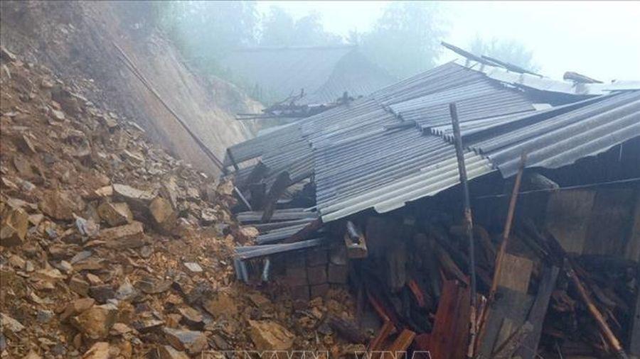 Bắc Bộ chủ động ứng phó với mưa lớn, lũ quét, sạt lở đất