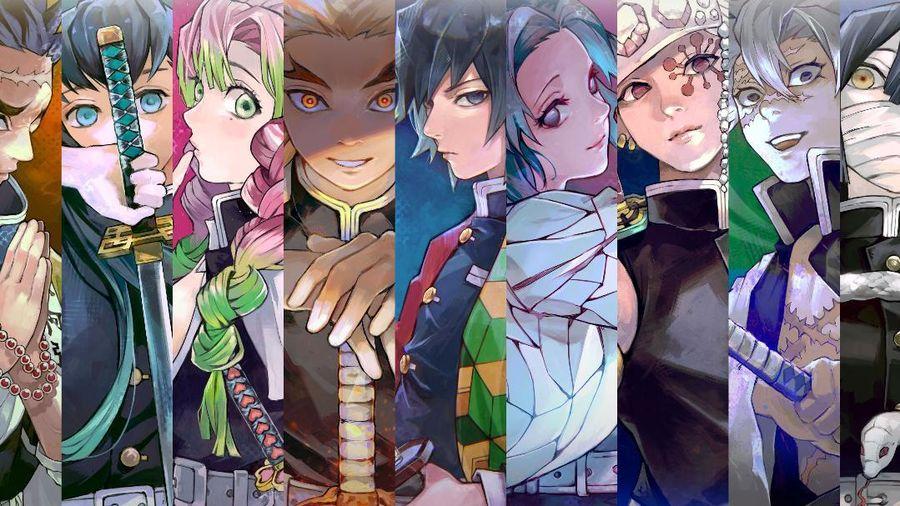 Kimetsu no Yaiba và danh sách anime siêu phẩm sẽ đổ bộ từ nay đến năm 2021