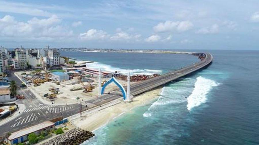 Ấn Ðộ quyết kéo Maldives khỏi Trung Quốc