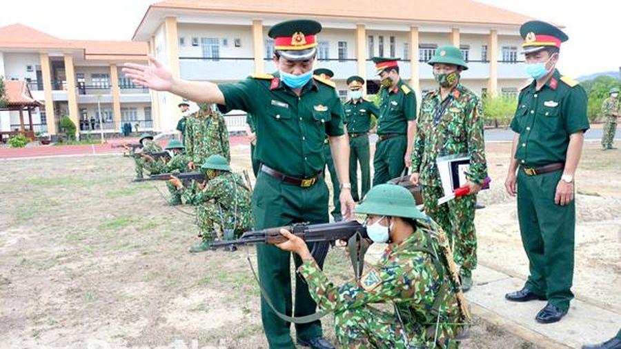 Quân đoàn 4: Đảm bảo an toàn trong huấn luyện sẵn sàng chiến đấu