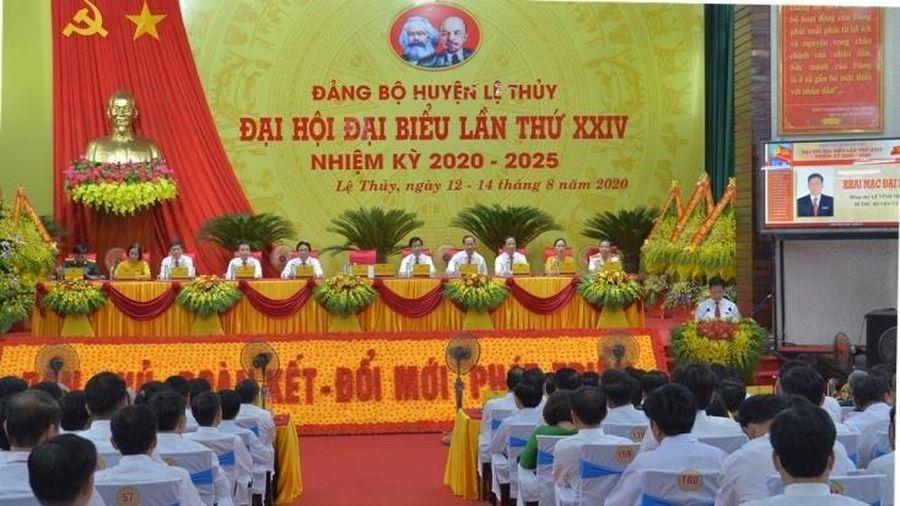 Quảng Bình: Xây dựng Lệ Thủy thành huyện đạt chuẩn nông thôn mới