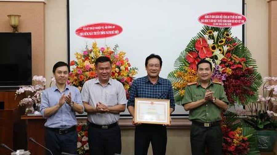 Công an TPHCM: Chúc mừng 75 năm Ngày truyền thống ngành Bưu điện