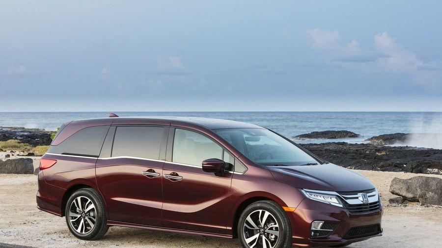 Triệu hồi hơn 600.000 xe Honda Odyssey, Passport và Pilot