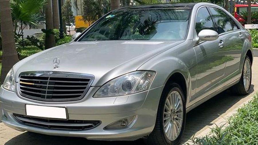 Sau 12 năm, đỉnh cao một thời Mercedes-Benz S 500 chỉ đắt hơn Toyota Corolla Altis 20 triệu đồng