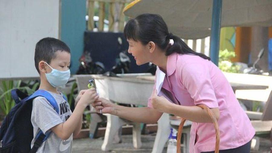 TP HCM: Siết chặt phòng, chống dịch tại cơ sở mầm non