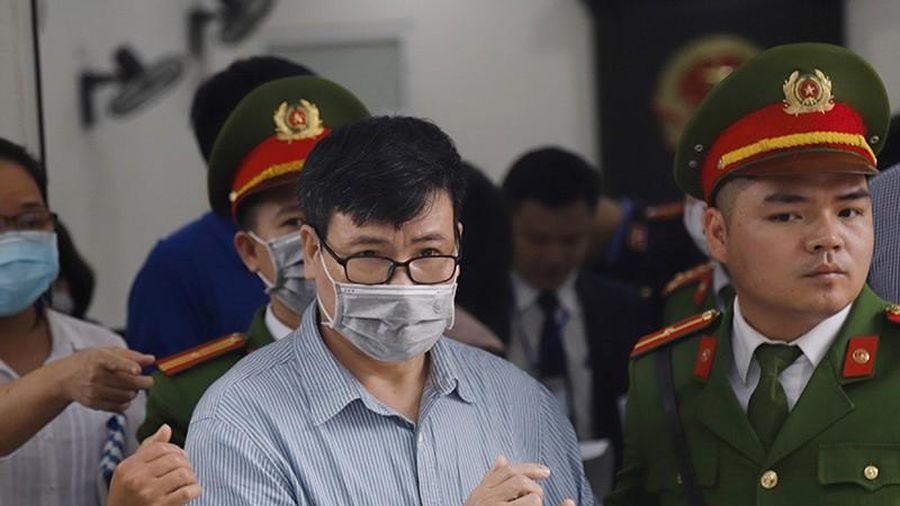 Y án 10 năm tù cựu nhà báo Trương Duy Nhất