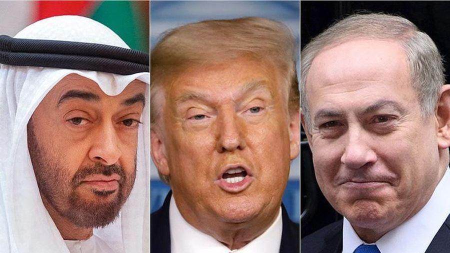 Israel - UAE với cầu nối Mỹ: Ý đồ mỗi bên