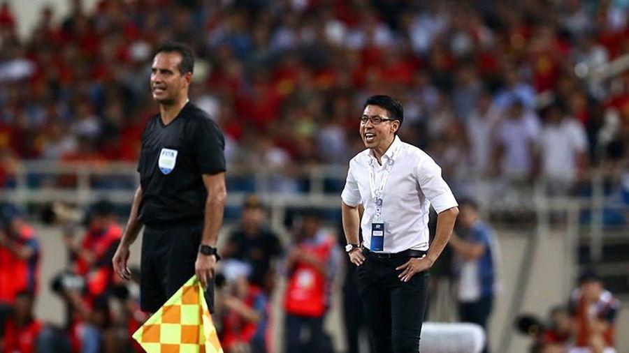 Malaysia cân nhắc gia hạn hợp đồng với bại tướng của thầy Park