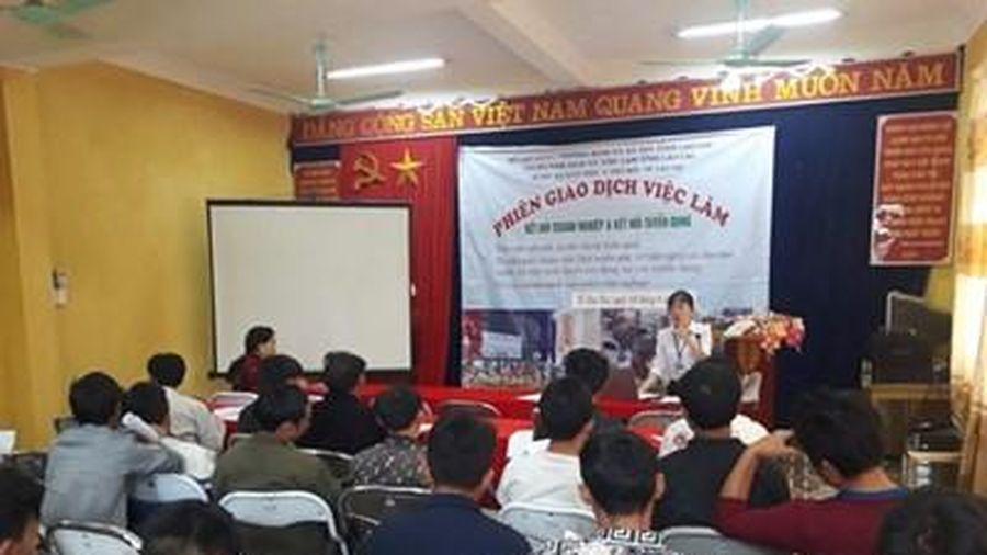 Lào Cai đảm bảo chế độ thất nghiệp cho người lao động