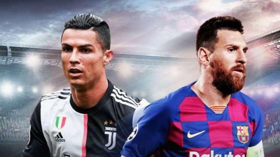 Ronaldo và Messi cùng vắng mặt ở bán kết Champions League sau 15 năm