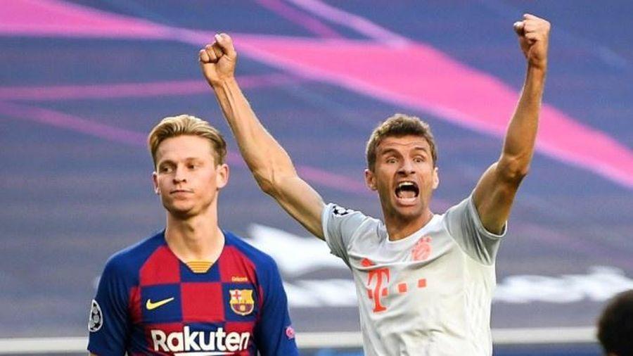 Mueller trở thành hung thần đáng sợ nhất đối với Barca