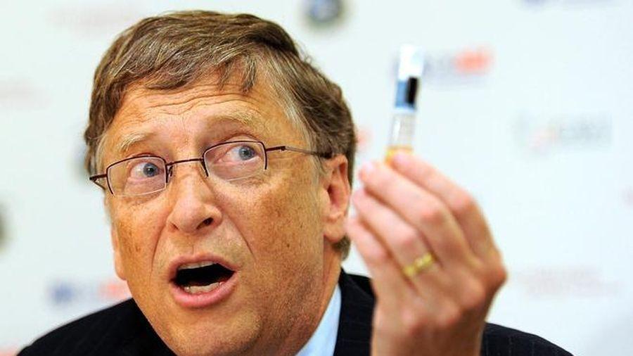 Tỷ phú Bill Gates, vaccine Covid-19 và thuyết âm mưu 5G