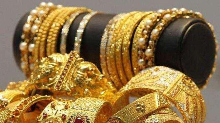 Những lần gây địa chấn của giá vàng