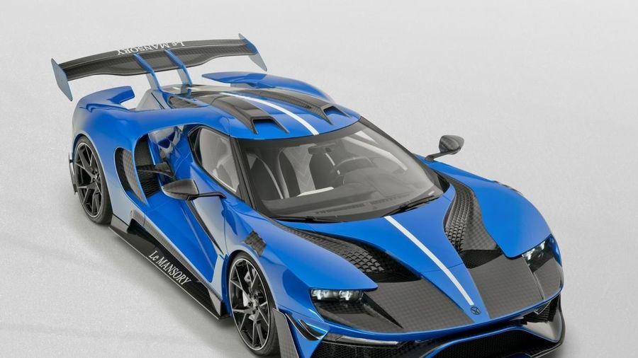Ford GT Le Mansory giá 2,1 triệu USD