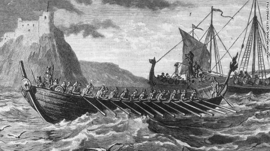 Tàu chiến Viking - nỗi khiếp sợ cổ xưa ở Địa Trung Hải