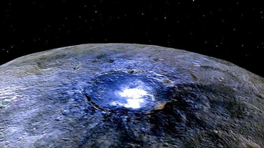 NASA vừa phát hiện đại dương bí ẩn