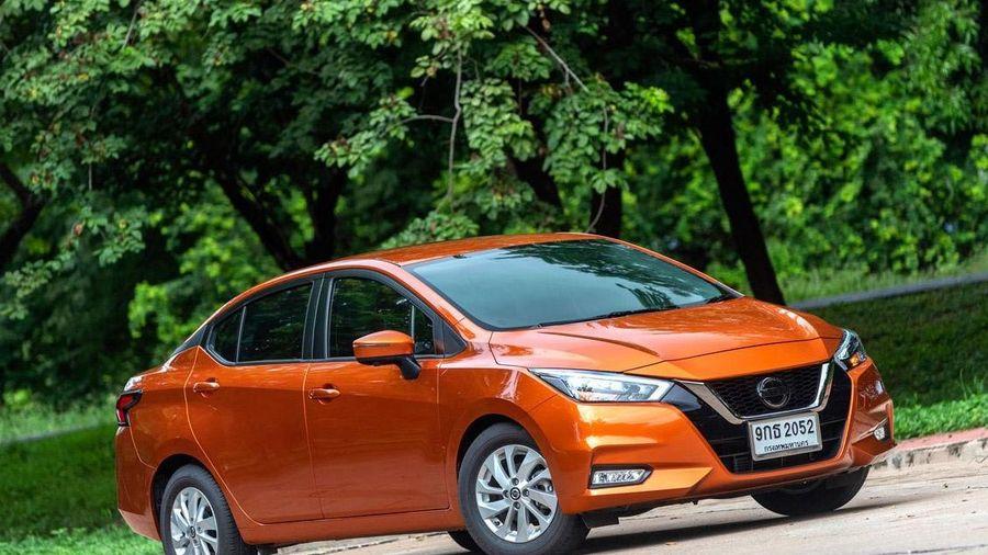 Nissan Almera VL 2020 - ngoại hình bắt mắt, nội thất rộng rãi
