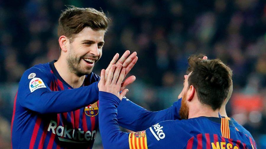 10 cầu thủ có thể rời Barca sau trận thua 2-8 trước Bayern