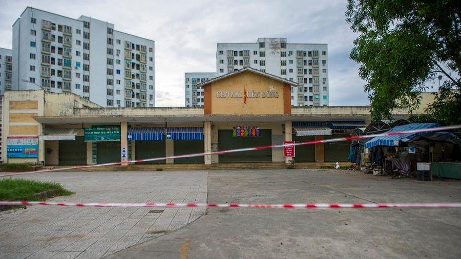 Chợ Nại Hiên Đông hoạt động trở lại sau 3 ngày bị phong tỏa