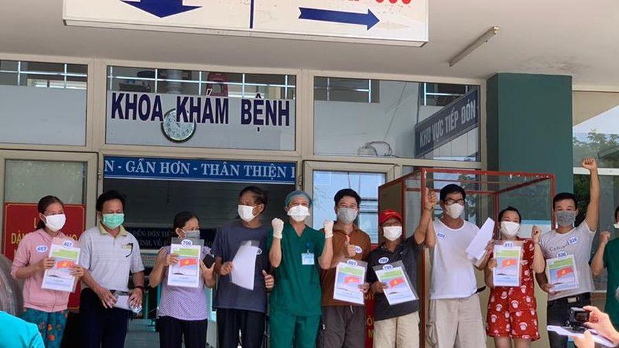 Thêm 9 bệnh nhân Covid-19 được xuất viện