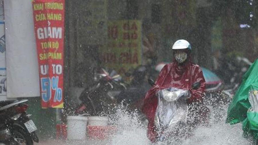 Quảng Ninh yêu cầu các địa phương chủ động ứng phó với mưa lớn